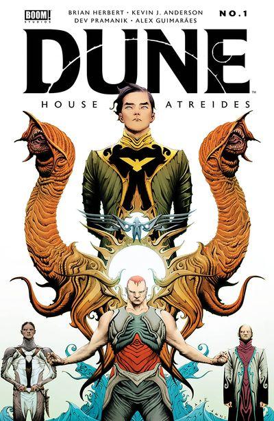 Dune – House Atreides #1 (2020)