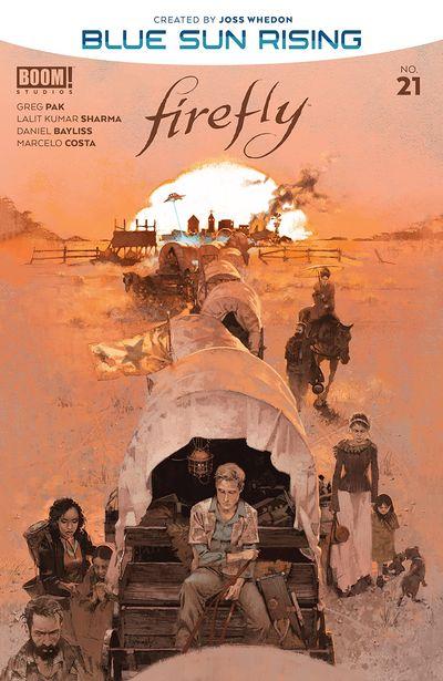 Firefly #21 (2020)