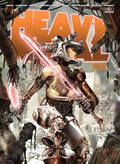 Heavy Metal #301 (2020)