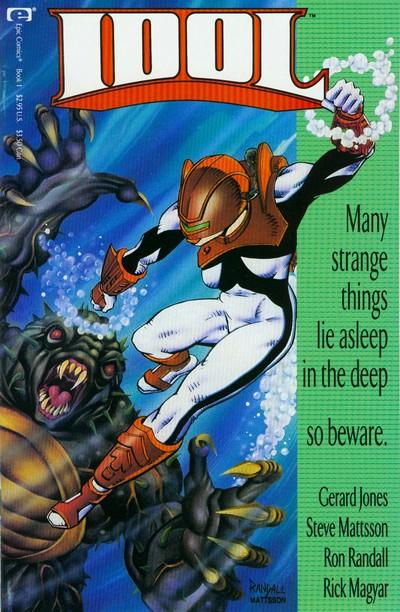 Idol #1 – 3 (1992)