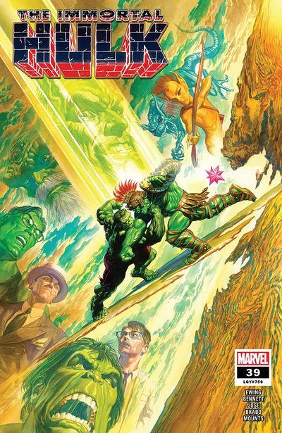 Immortal Hulk #39 (2020)