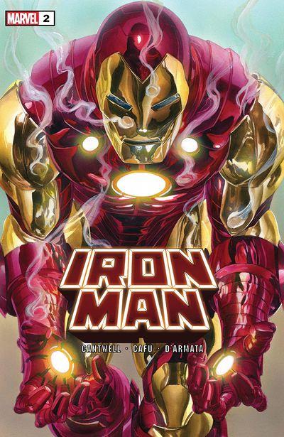 Iron Man #2 (2020)