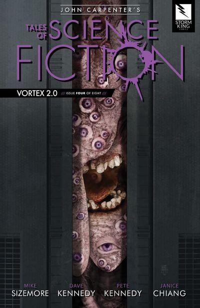 John Carpenter's Tales of Science Fiction – Vortex 2.0 #4 (2020)
