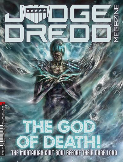 Judge Dredd Megazine #425 (2020)