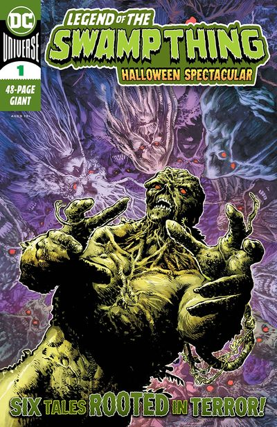 Legend of the Swamp Thing – Halloween Spectacular #1 (2020)