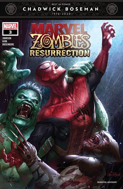 Marvel Zombies – Resurrection #3 (2020)