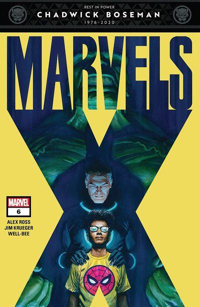 Marvels X #6 (2020)
