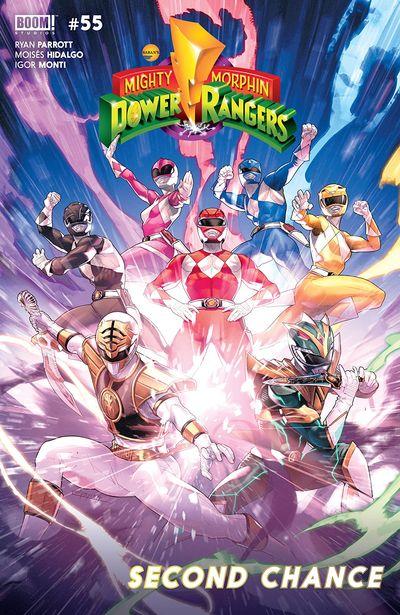 Mighty Morphin Power Rangers #55 (2020)