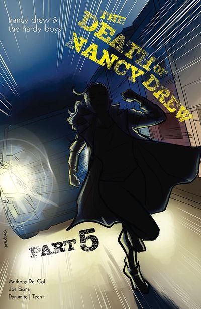 Nancy Drew And The Hardy Boys – The Death Of Nancy Drew #5 (2020)