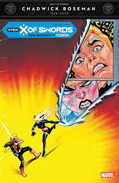 New Mutants #13 (2020)