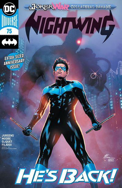 Nightwing #75 (2020)