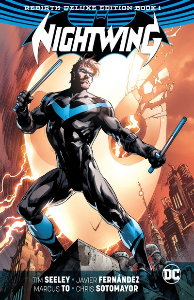 Nightwing – Rebirth Deluxe Edition Book 1 – 3 (2017-2018)