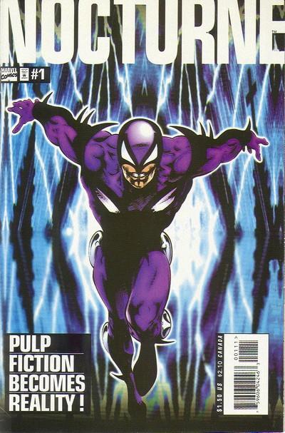 Nocturne #1 – 4 (1995)