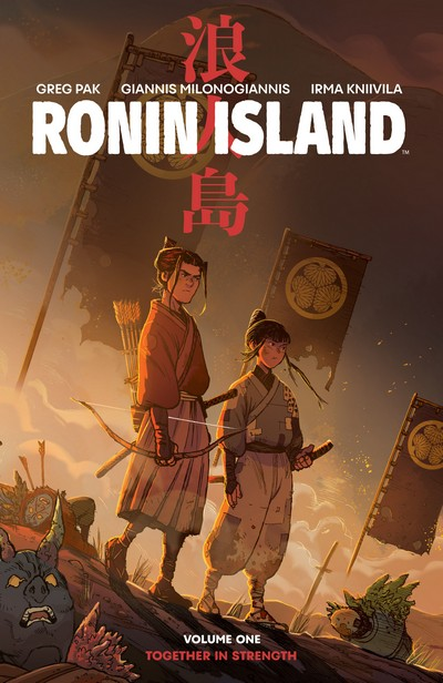 Ronin Island Vol. 1 – Together in Strength (TPB) (2019)