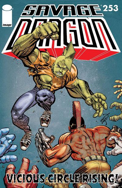 Savage Dragon #253 (2020)