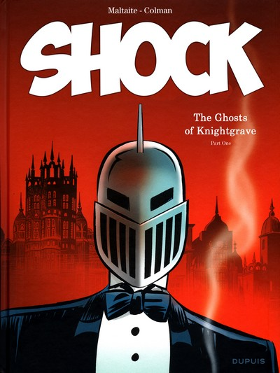 Shock – The Ghosts of Knightgrave Part 1 – 3 (2014-2019)