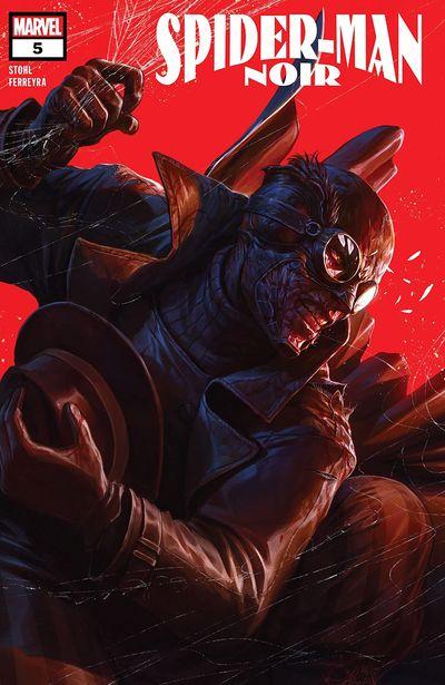 Spider-Man Noir #5 (2020)