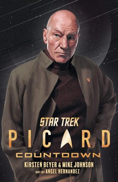Star Trek – Picard – Countdown (TPB) (2020)