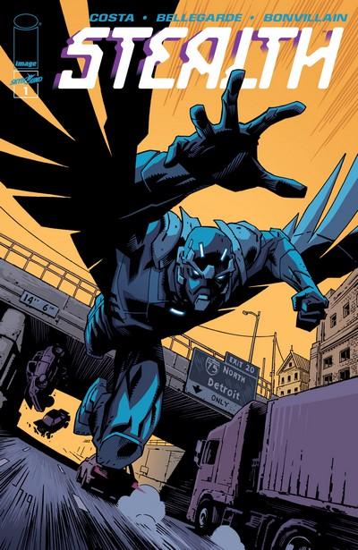 Stealth #1 – 6 (2020)