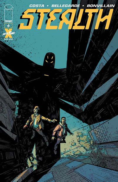Stealth #6 (2020)