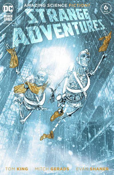 Strange Adventures #6 (2020)