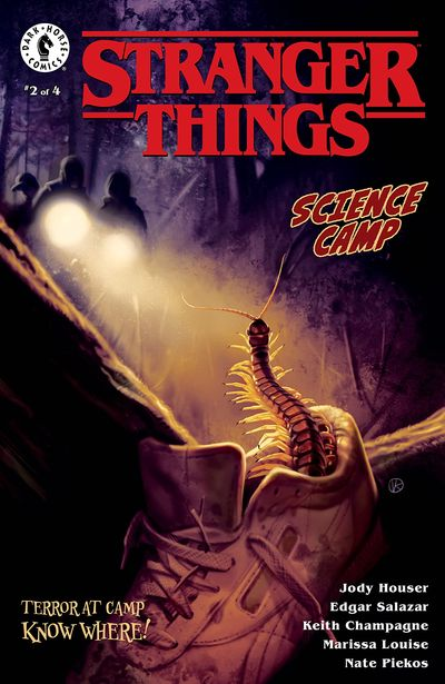 Stranger Things – Science Camp #2 (2020)