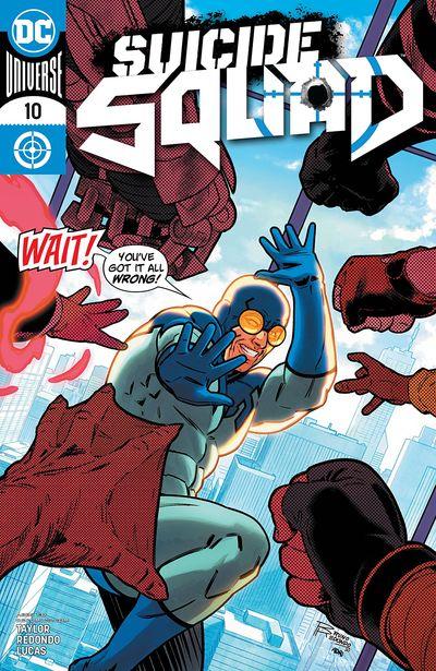 Suicide Squad #10 (2020)