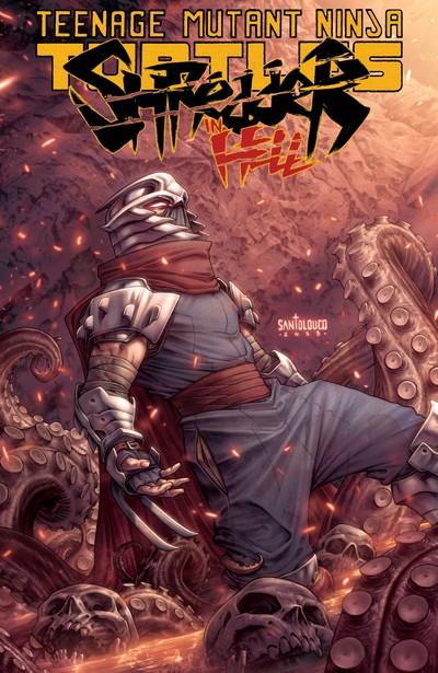 Teenage Mutant Ninja Turtles – Shredder in Hell (TPB) (2020)