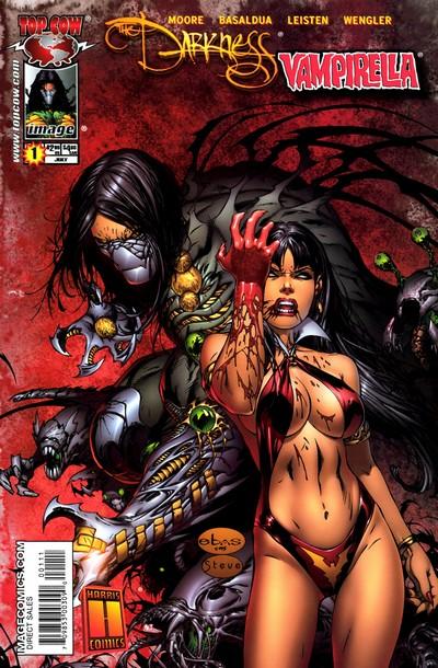 The Darkness – Vampirella #1 (2005)