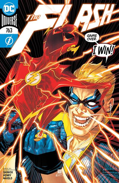 The Flash #763 (2020)