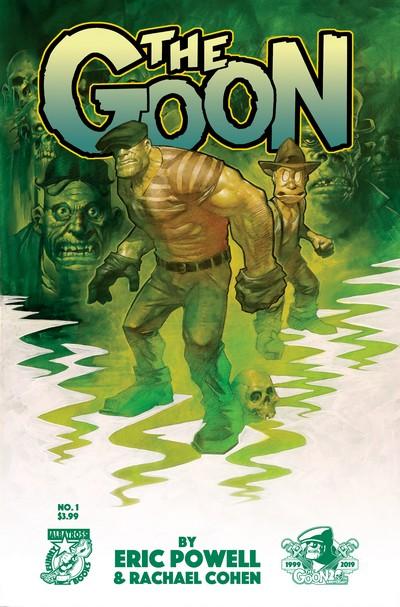 The Goon Vol. 4 #1 – 12 (2019-2020)