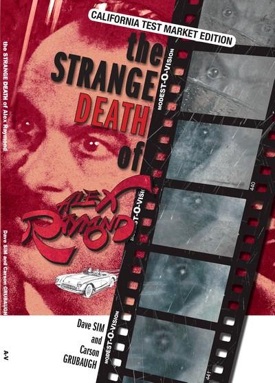 The Strange Death Of Alex Raymond (2020) (Indie Comics)