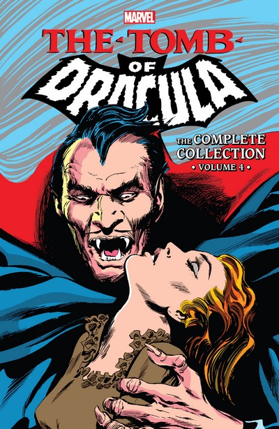 Tomb of Dracula – The Complete Collection Vol. 4 (2020)