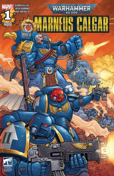 Warhammer 40,000 – Marneus Calgar #1 (2020)