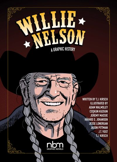 Willie Nelson – A Graphic History (2020)