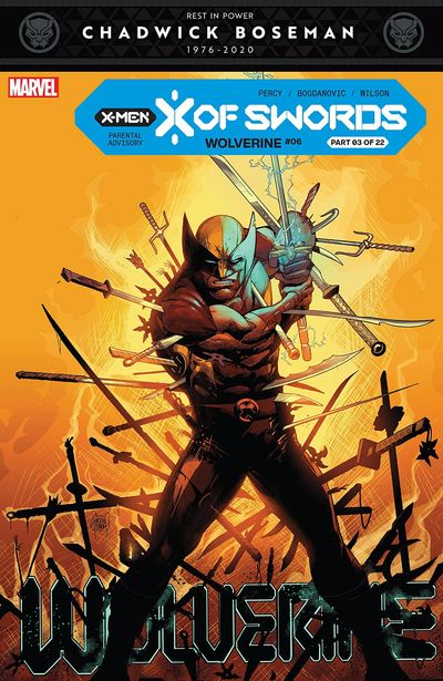 Wolverine #6 (2020)