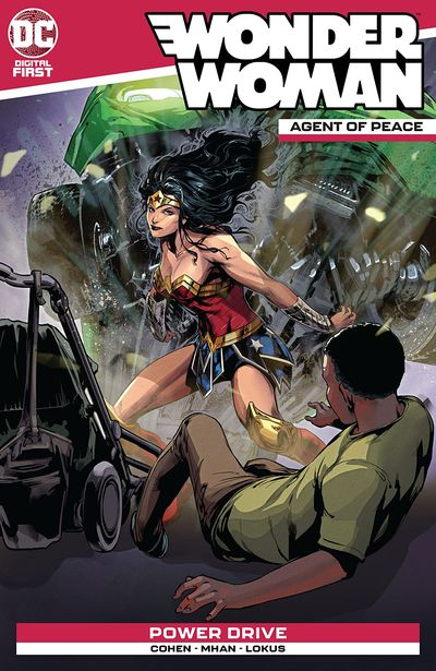 Wonder Woman – Agent of Peace #13 (2020)
