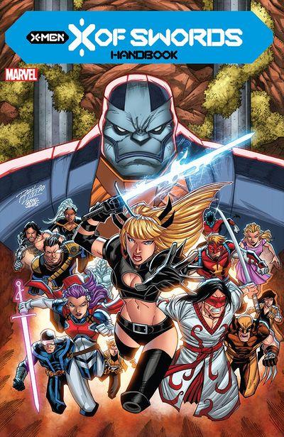 X Of Swords Handbook #1 (2020)
