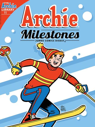 Archie Milestones Jumbo Comics Digest #11 (2020)