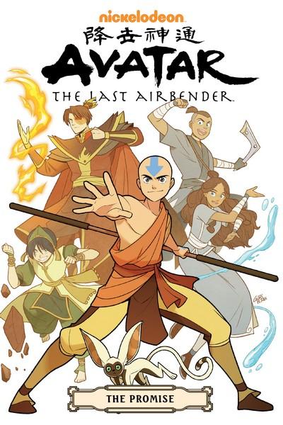 Avatar – The Last Airbender – The Promise Omnibus (2020)