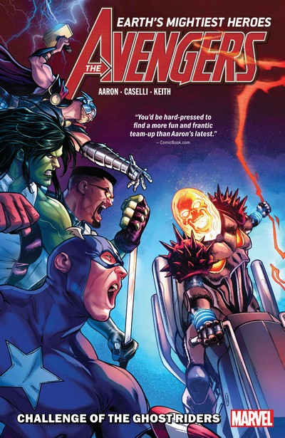 Avengers by Jason Aaron Vol. 5 – Challenge Of The Ghost Riders (2020)