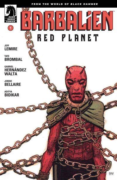 Barbalien – Red Planet #1 (2020)