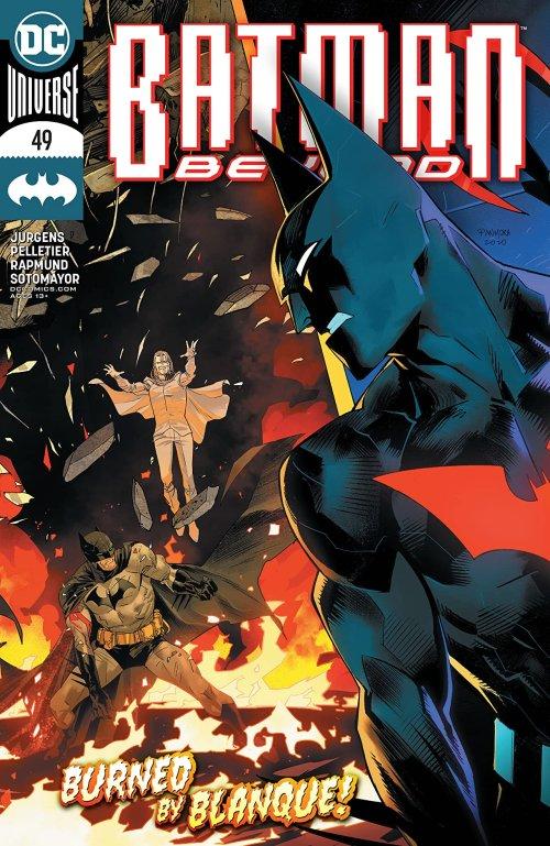 Batman Beyond #49 (2020)