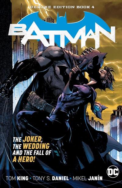 Batman – Deluxe Edition Book 4 (2019)