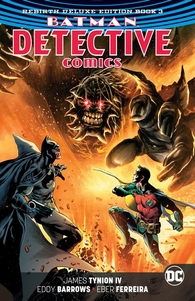 Batman – Detective Comics – Rebirth Deluxe Edition Book 3 (2018)