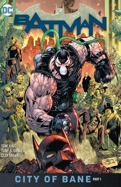 Batman Vol. 12 – The City of Bane Part 1 (2020)