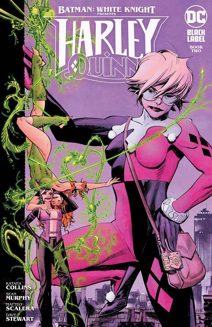 Batman – White Knight Presents – Harley Quinn #2 (2020)
