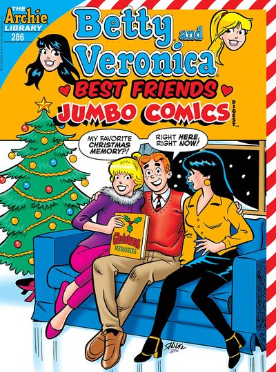 Betty and Veronica Best Friends Digest #286 (2020)