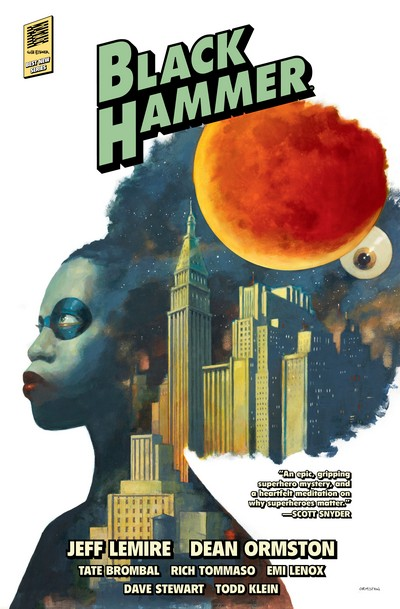 Black Hammer Library Edition Vol. 2 (2020)