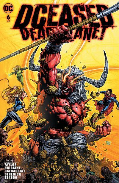 DCeased – Dead Planet #6 (2020)